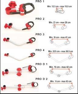Fiamma Bike Block Pro D1 Bike Carrier Accessories